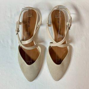 INDIGO RD | White Sandals